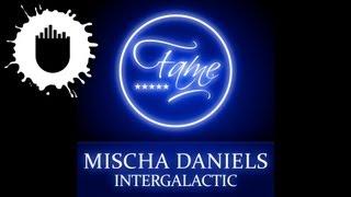 Mischa Daniels - Intergalactic (Cover Art)