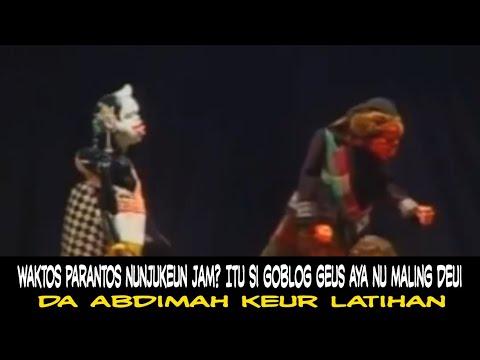 Aki Aki Di Ajar Adan - Wayang Golek Bodoran