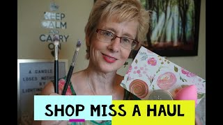 SHOP MISS A HAUL