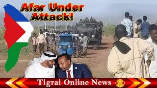 Ethiopian news today, what is the Ethiopian federal government doing in Afar State