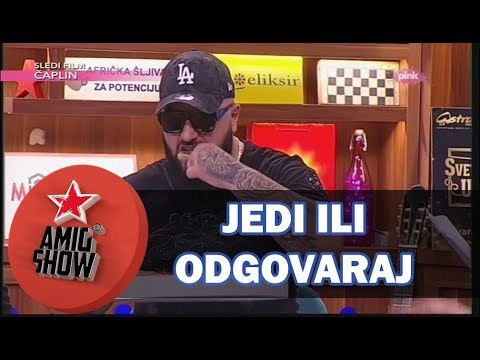 Jedi ili Odgovaraj - Ami G Show S10 - E41