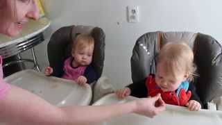 The Hollywood Twins - Finger Foods And Baby Milestones