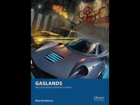 Review - Gaslands by Osprey Games