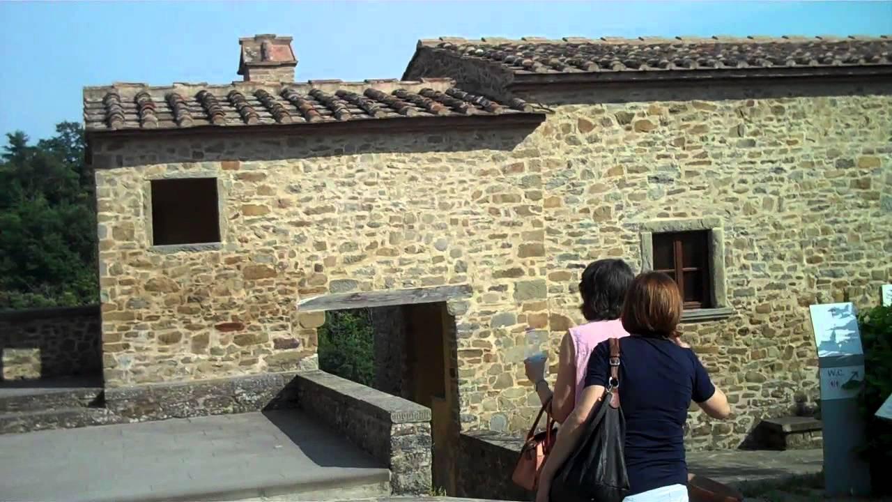 Leonardo Da Vinci Haus leonardo da vinci's house in vinci, italy - youtube