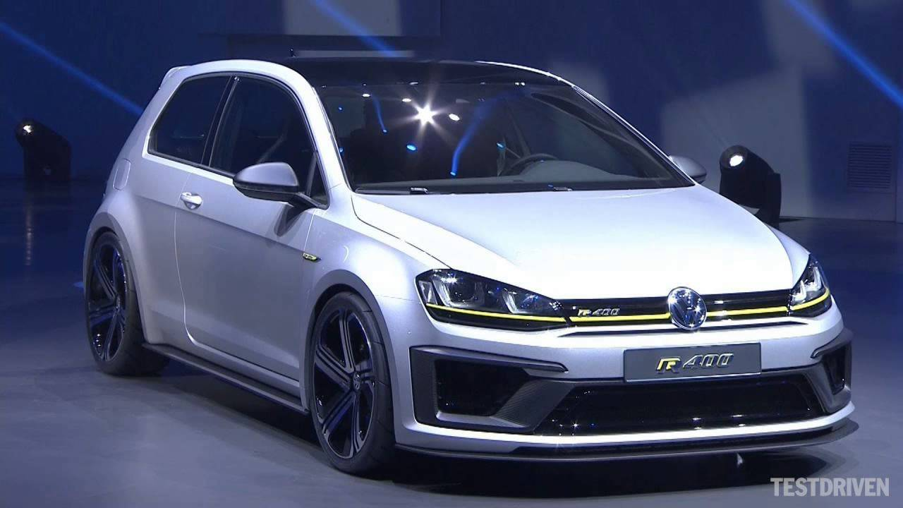 volkswagen golf r400 production version confirmed could be boosted to 420 ps youtube. Black Bedroom Furniture Sets. Home Design Ideas