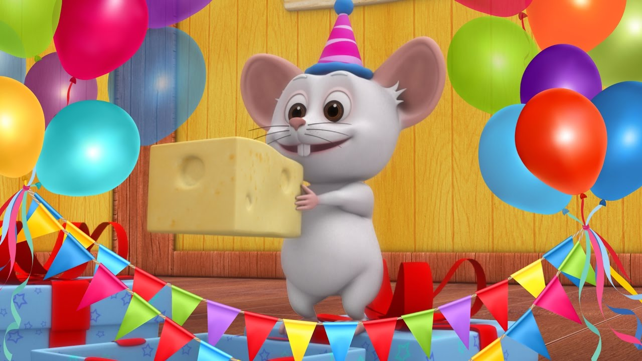 Happy Birthday Song Kids Party Songs Nursery Rhymes Best