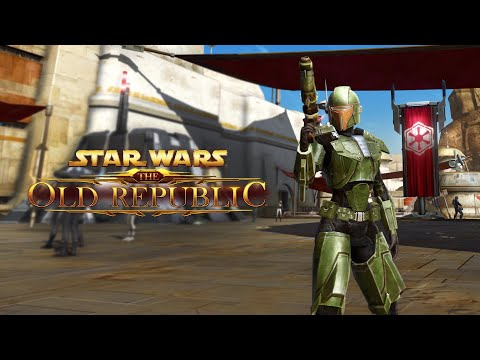 Shield Tech Powertech Tank Bounty Hunter Class Guide (SWTOR 6.0)