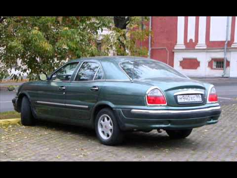 Car Companies of the Eastern Bloc USSR -GAZ