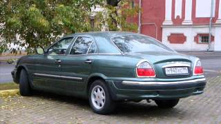 Car Companies of the Eastern Bloc USSR -GAZ