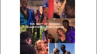 NEW VIDEO! THE BEST OF MICHAEL BLACKSON AND CHINESE BEST FRIEND IG COMPILATION!