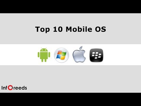 Top 10 Mobile OS | Which OS is best for mobile devices?