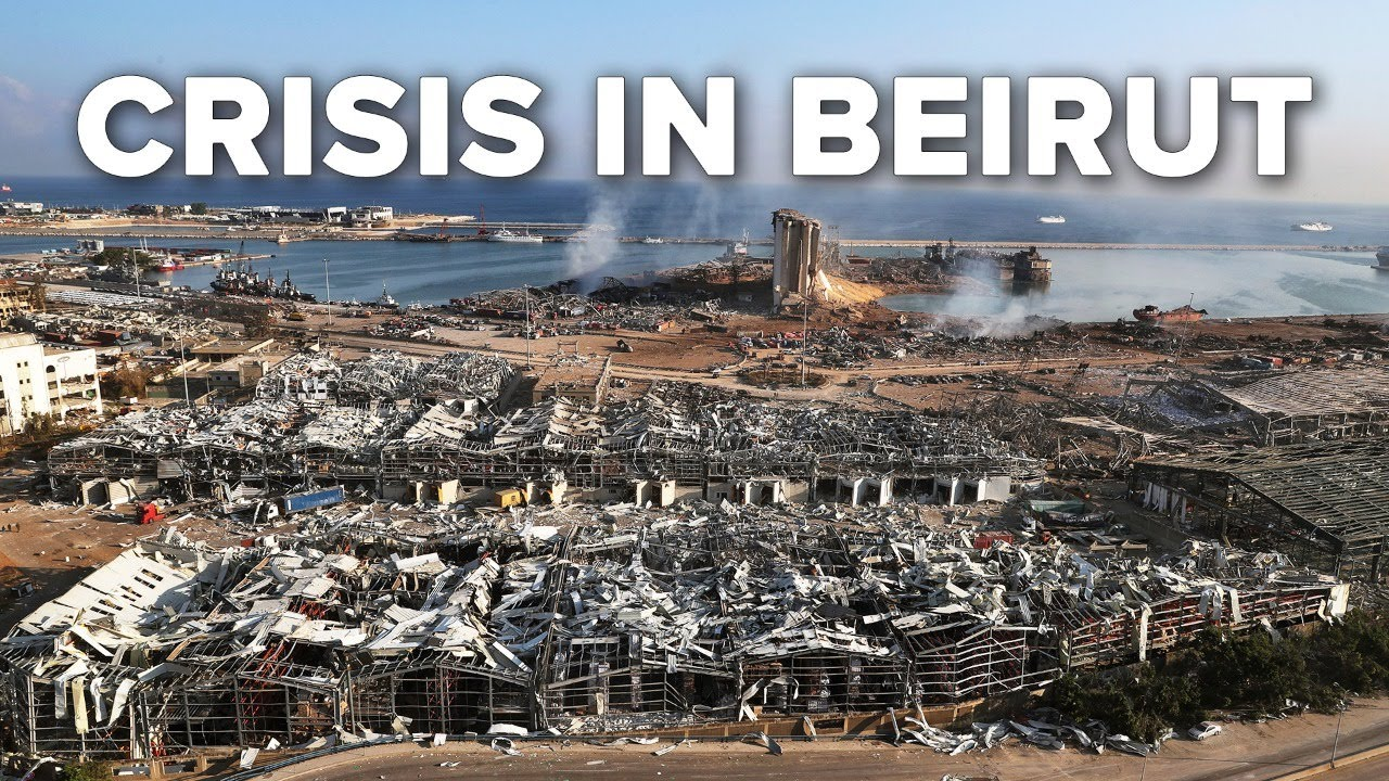 Download INSIDE BEIRUT: Live Report From Christians Assisting Those in Dire Need After Massive Explosion