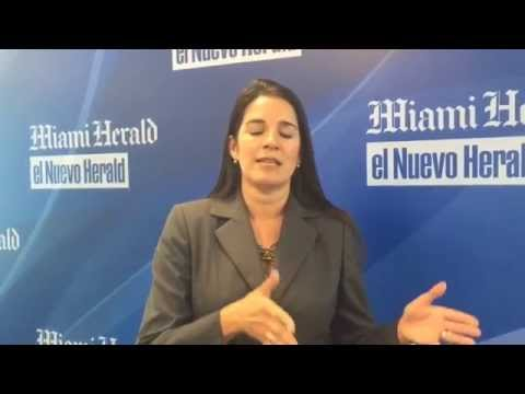 Florida Sen. Anitere Flores discusses 2015 legislative session