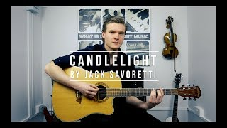 Candlelight - JCDCarter (Jack Savoretti Cover) | Live Studio Sessions