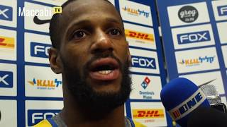 Pierre Jackson speaks about the game vs Baskonia