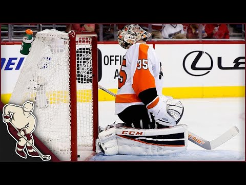 NHL: Center Ice Goals