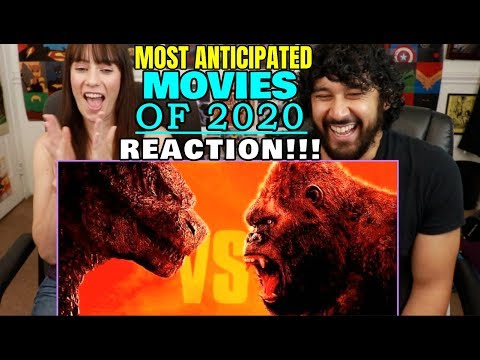 The MOST ANTICIPATED Movies Of 2020 - REACTION!!!