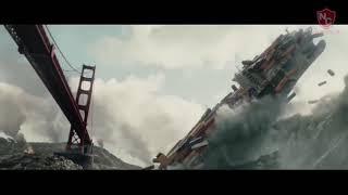 Opick - Bila waktu telah berakhir by Disaster Scene Cover