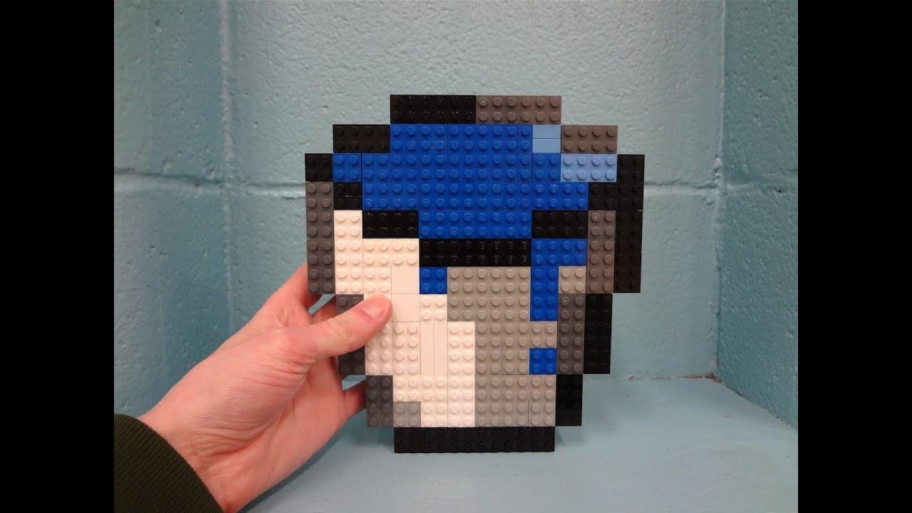 LEGO Water Bucket - Minecraft