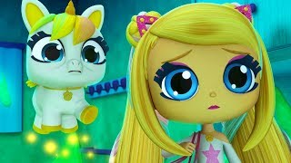 Best Furry Friends | The Very Bad Day | Full Episode | Unicorn Cartoon for Kids