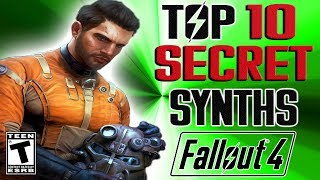 10 characters who are secretly synths in fallout 4