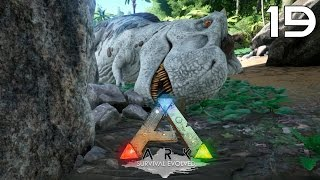 ARK Survival Evolved [#19] T-REX ALBINOS + GRATIS