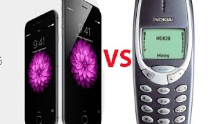 Why Nokia 3310 is Better Than iPhone 6 and iPhone 6 Plus