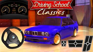 BMW M3/Driving School Classics/Android Araba Oyunları/Android Car Games/Maşin maşın машина