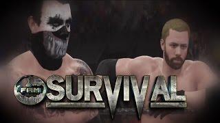 WWE 2K16 - GoreAndPerkins Are Ready For FaM Survival!