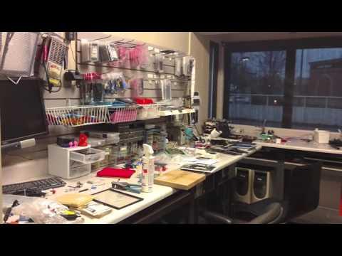 Tour of a Computer Repair Shop 12-12-15