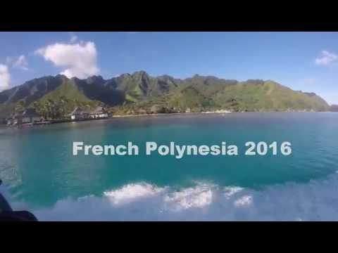 French Polynesia 2016