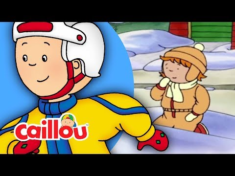 Caillou English Full Episodes   Caillou and a Little Pony   Cartoon for Kids   Caillou Holiday Movie letöltés