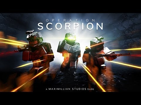 Operation Scorpion [OPEN BETA] | The Next Best Shooter!!