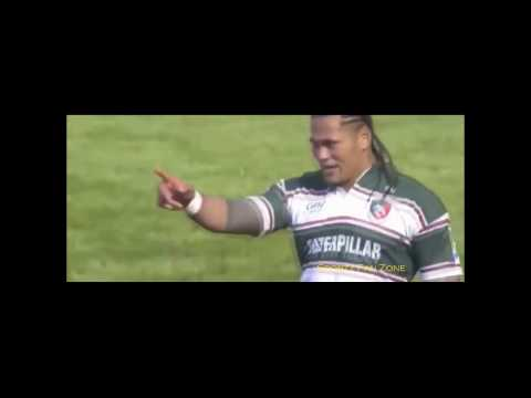 Biggest and Strongest Rugby Players  HD 