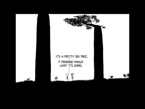 XKCD #1190 - Time: The Animated Film (1080p)