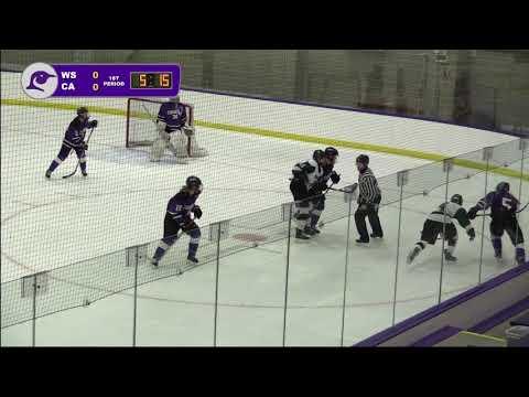 Cushing Academy - Varsity Girls Hockey vs. Winchendon School