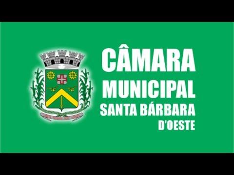 Sessão Câmara Municipal de Santa Bárbara - 27-02-2018