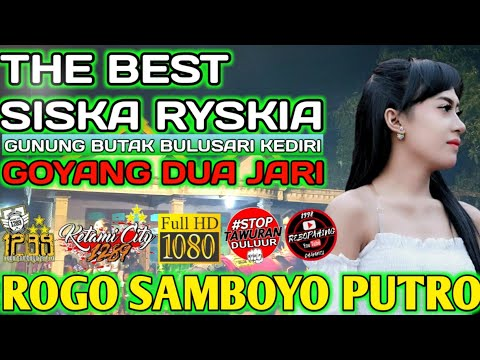 THE BEST SISKA~ feat RARA GOYANG DUA JARI