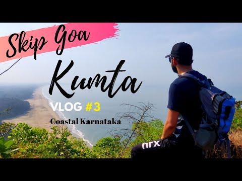 Kumta - Hidden Gem Of Coastal Karnataka | Mirjan Fort | Beach Trekking | Coastal Karnataka VLOG#3