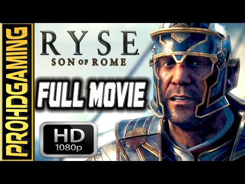Ryse: Son of Rome (PC) I The Movie I...