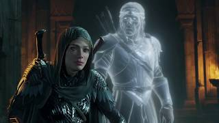 Поиграл в Middle-earth: Shadow of War -  снова Shadow of Mordor? Подробно про геймплей Тени войны