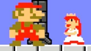 Super Mario Maker - 100 Mario Challenge #145 (Expert Difficulty)