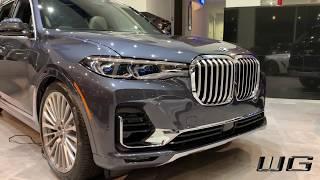 All new BMW X7 50i | One Take, Exterior, Interior