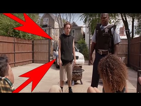 Shameless, Carl Gallagher treason girls, gonorrhea infection Dominic