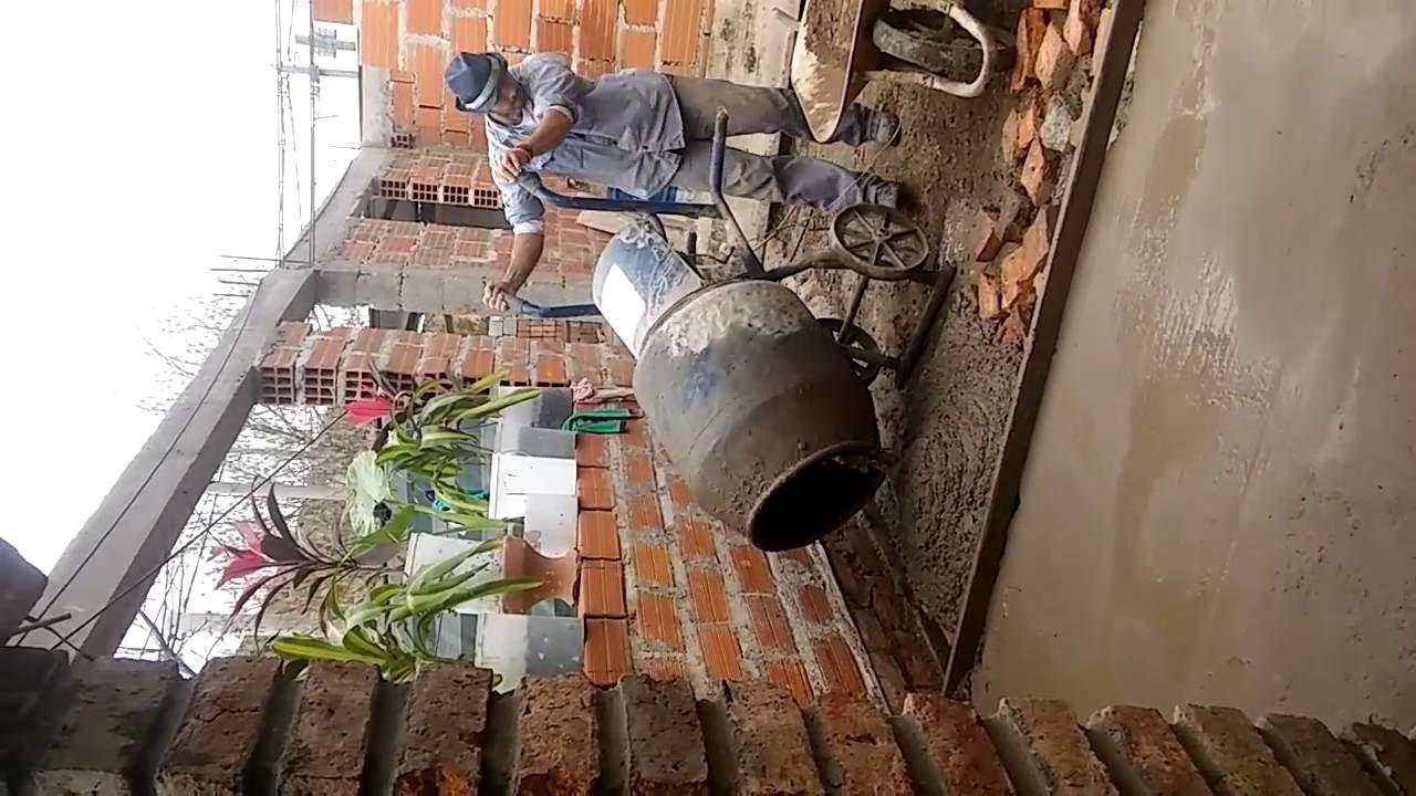 como hacer un piso en tu casa facil y economico youtube