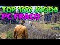 Os 100 Melhores JOGOS para PC FRACO 2020 +DOWNLOAD