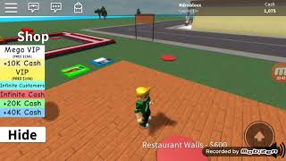 Roblox Pizza Jop Cap 1