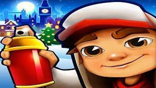 Subway Surfers LONDON Android Gameplay For Children HD - Jake Star World Tour 2018