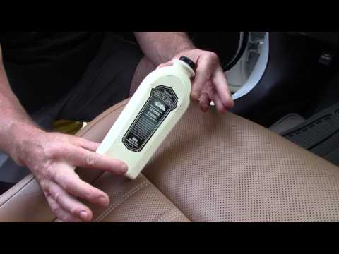 Whats The Best Leather Conditioner For Cars?