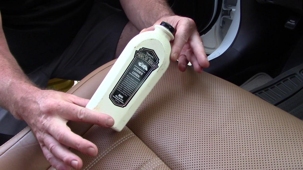 Whats The Best Leather Conditioner For Cars You